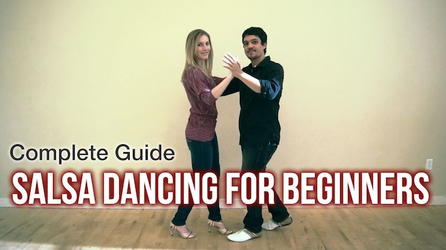 Learning to Dance Salsa for Beginners