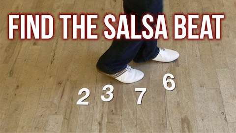 Find the Beat On1 Salsa Timing